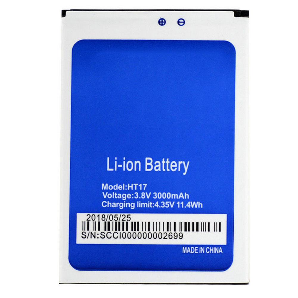 HT17 pc batteria