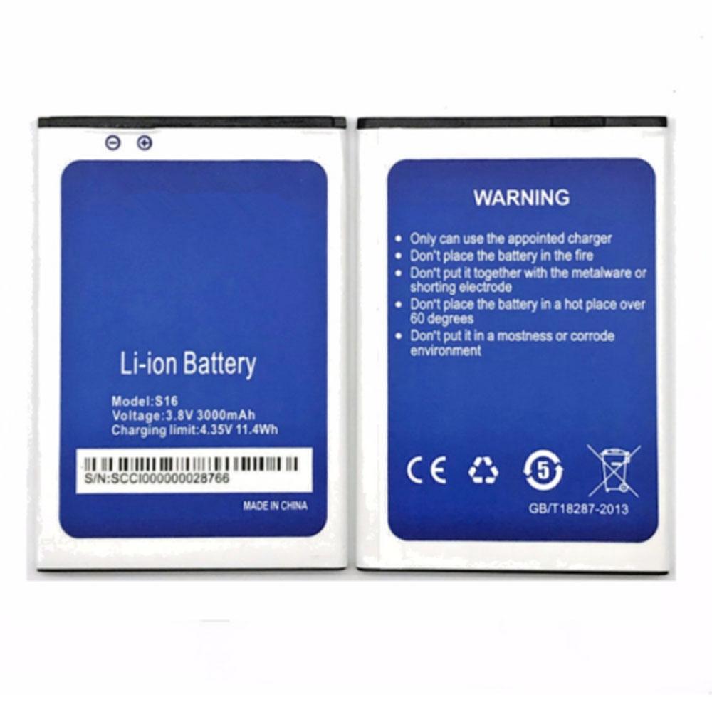 Batterie pour HOMTOM S16