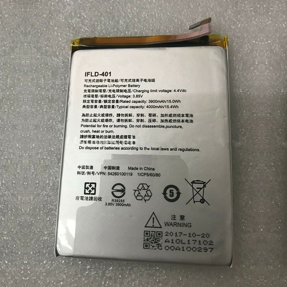 IFLD-401 batteria