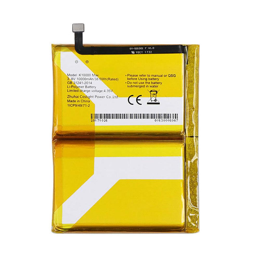 Batterie pour OUKITEL K10000MAX