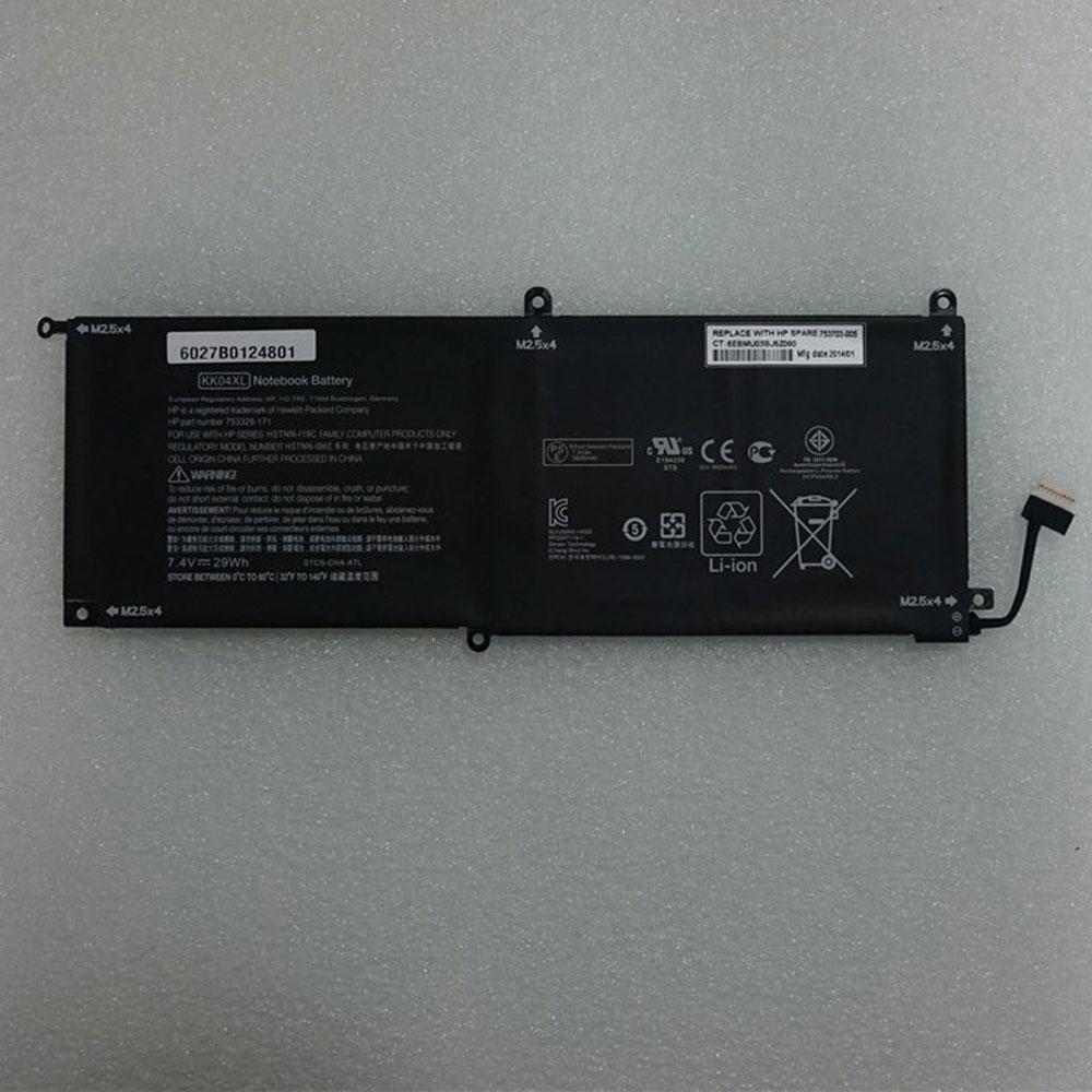 Batterie pour HP KK04XL