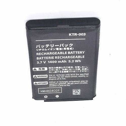 KTR-003 batteria