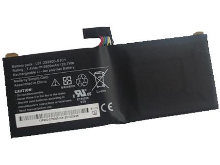 Batterie pour UNIWILL L07-2S2800-S1C1