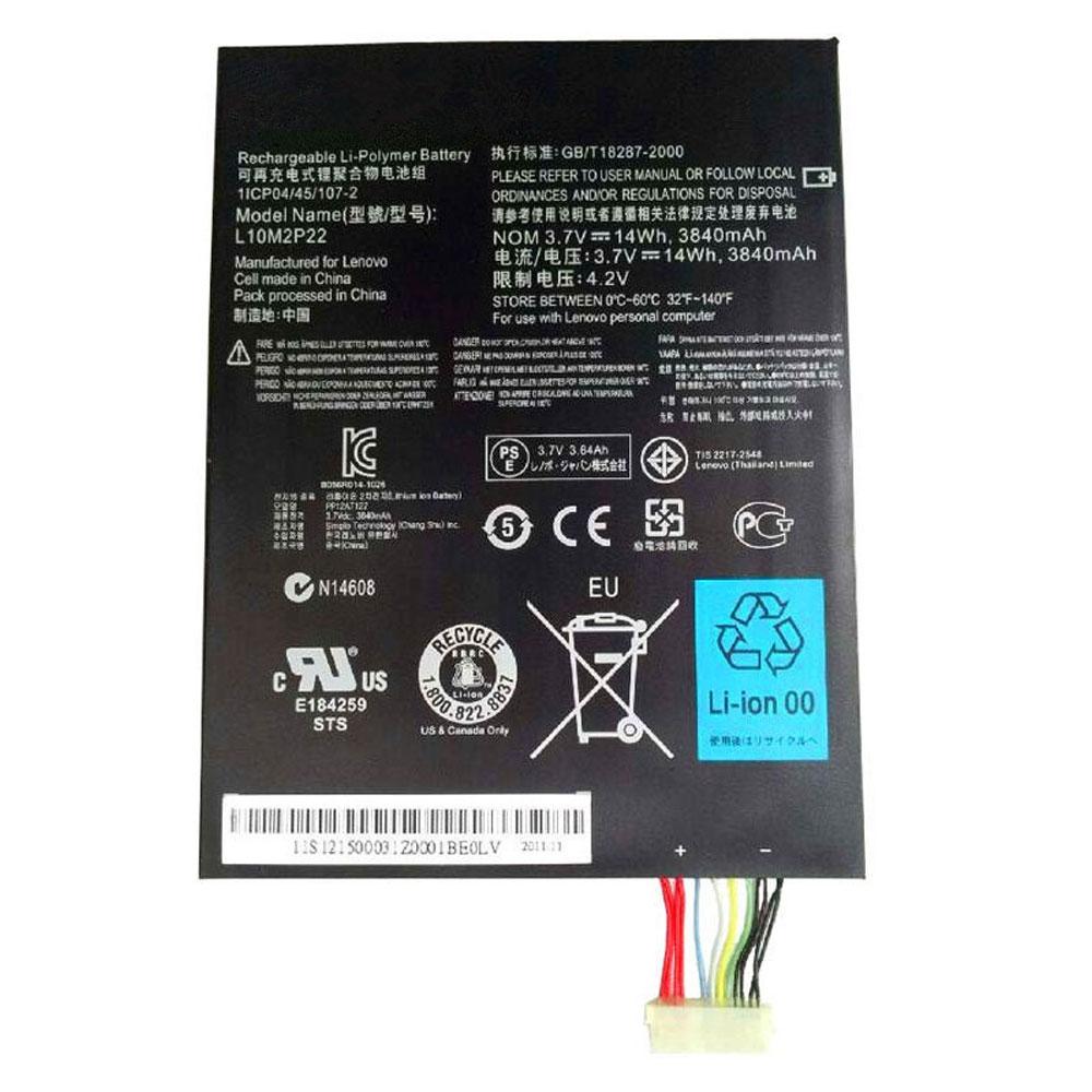 Batterie pour LENOVO L10M2P21
