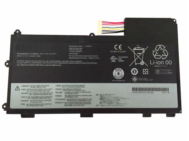 Batterie pour LENOVO L11N3P51