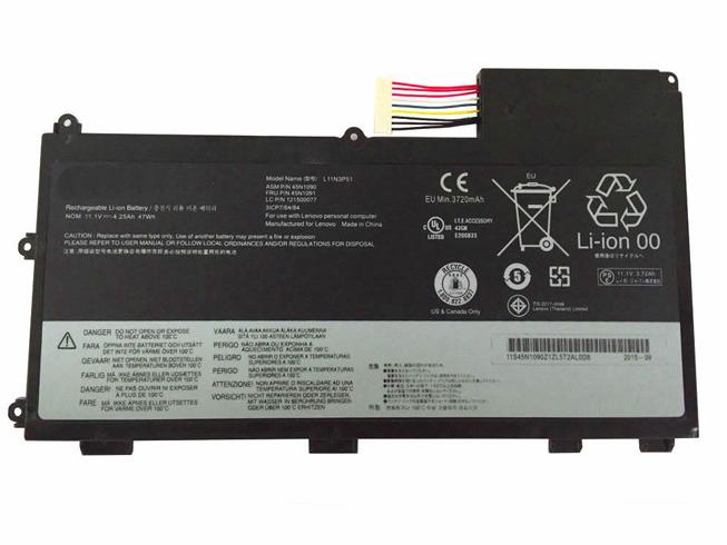 Batterie pour LENOVO 45N1091
