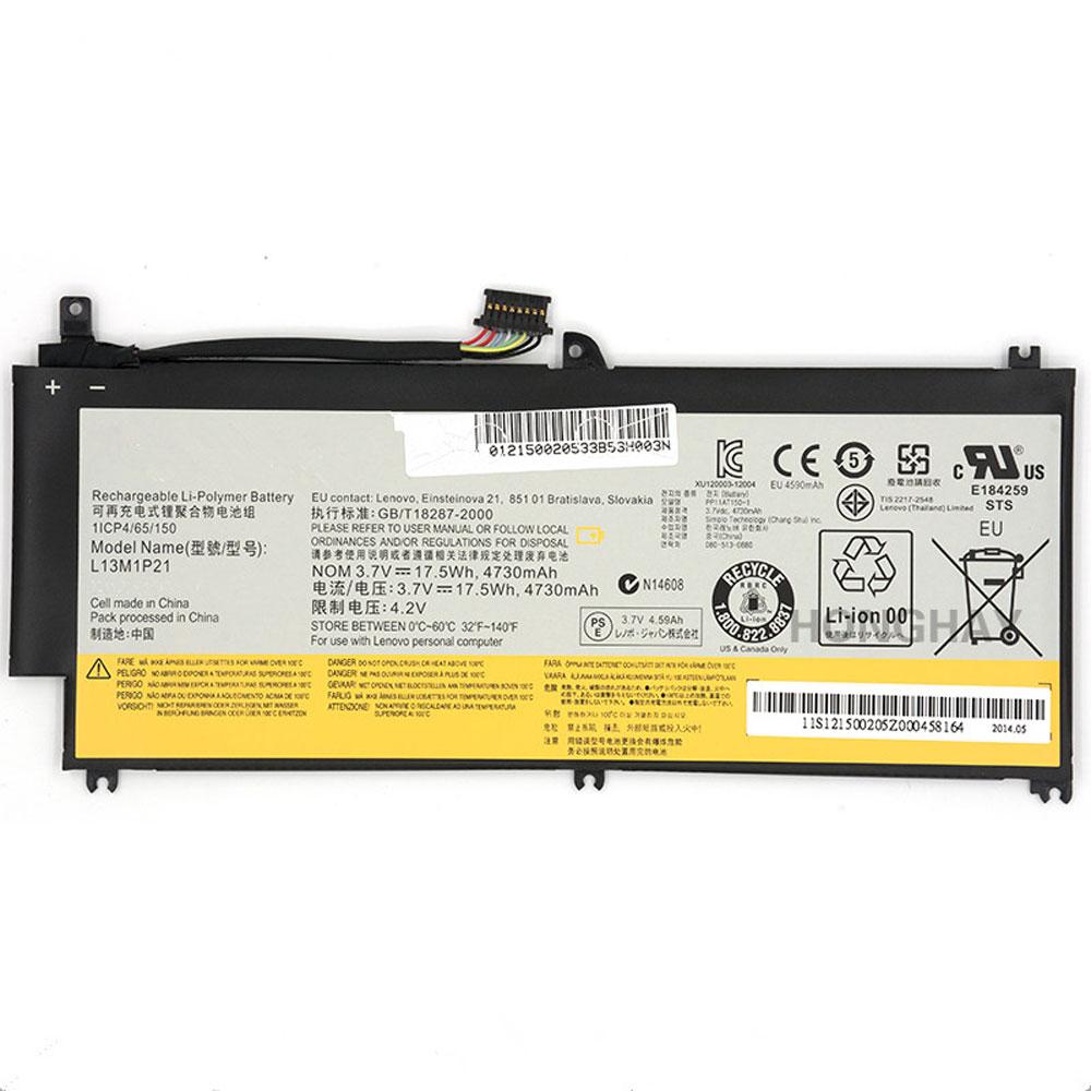 L13L1P21 pc batteria