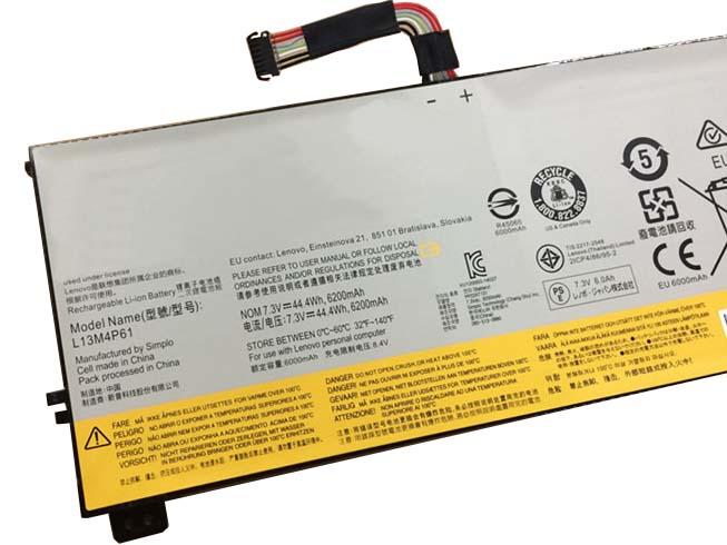 Batterie pour LENOVO L13M4P61