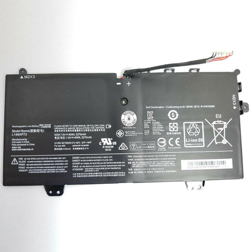 Batterie pour LENOVO L14M4P73
