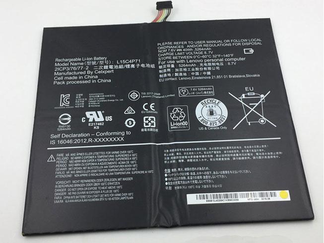 L15C4P71 pc batteria