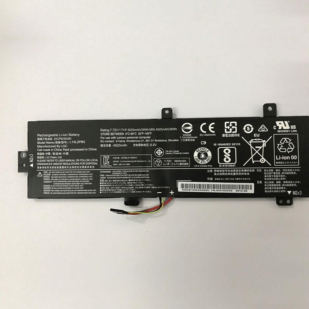 L15M2PB5 pc batteria
