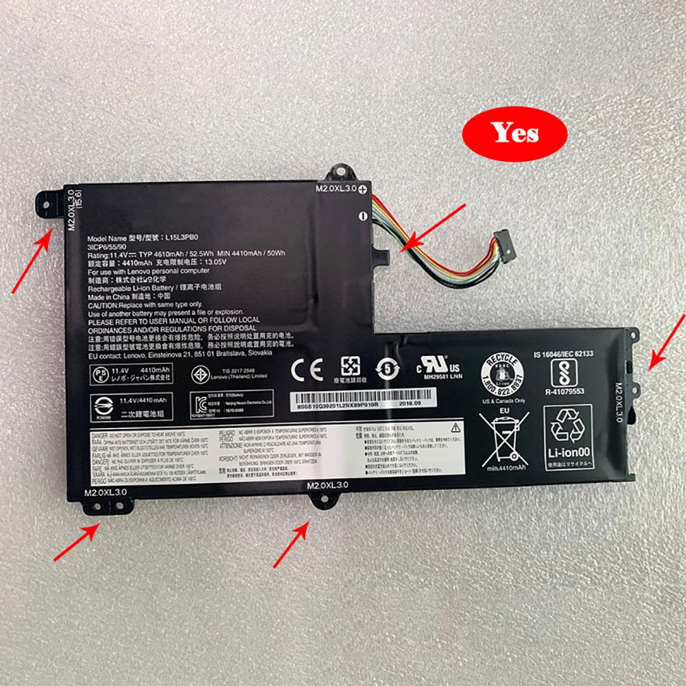 L15M3PB0 pc batteria