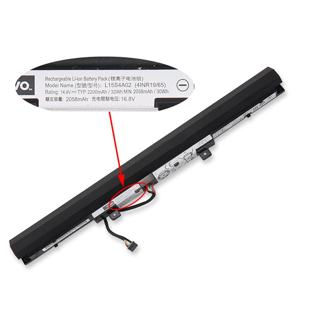 L15S4E02 batteria