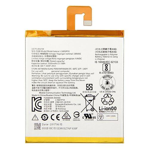 Batterie pour LENOVO L16D1P33