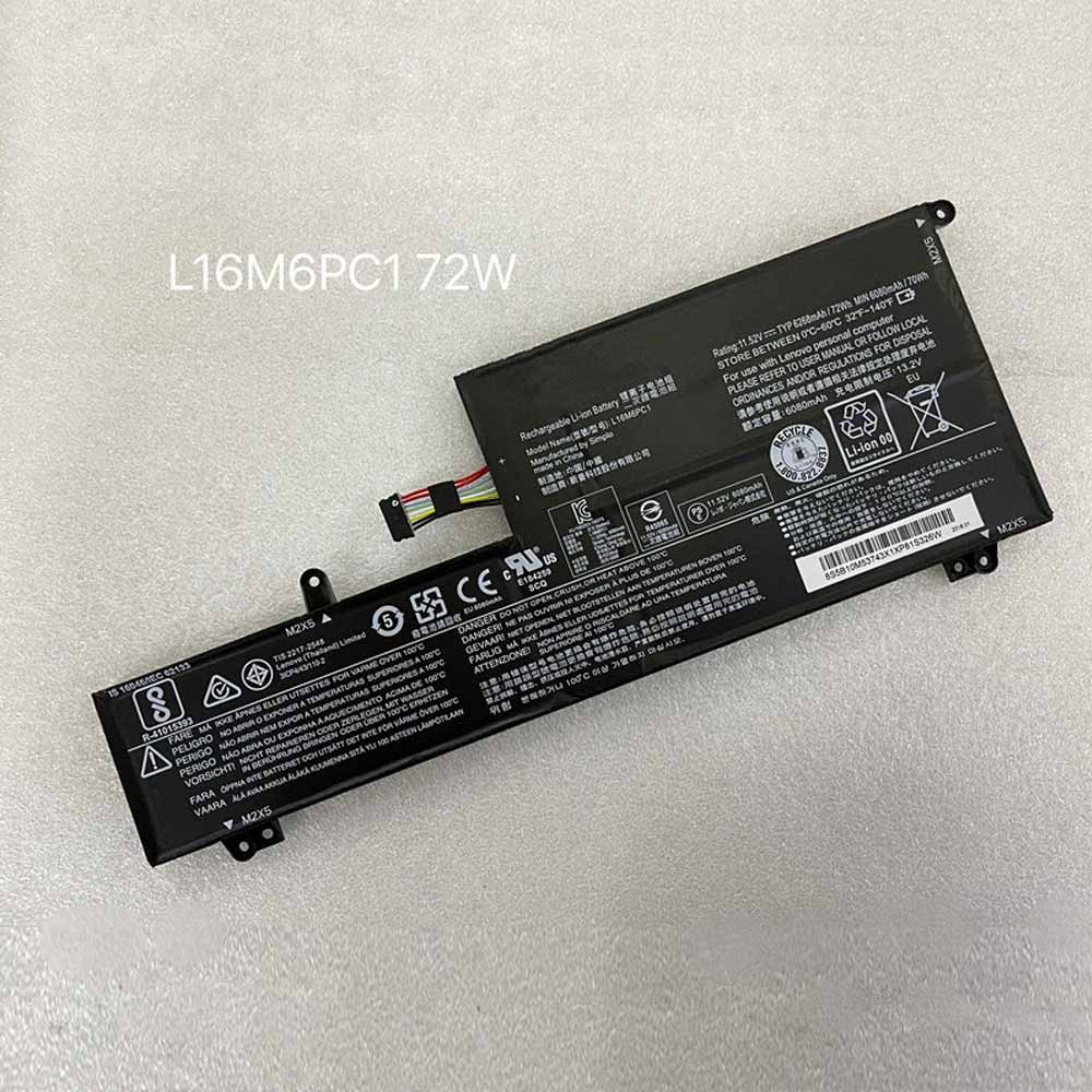 L16M6PC1 batteria
