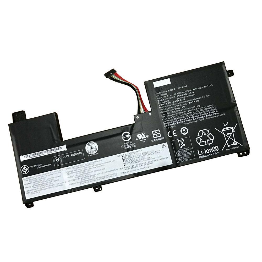 Batterie pour LENOVO L17C4PG2