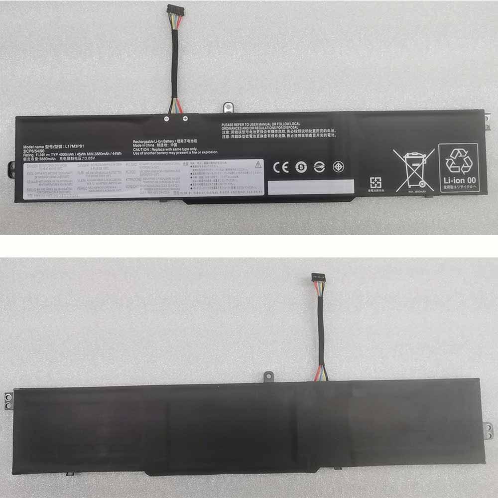 L17M3PB1 batteria