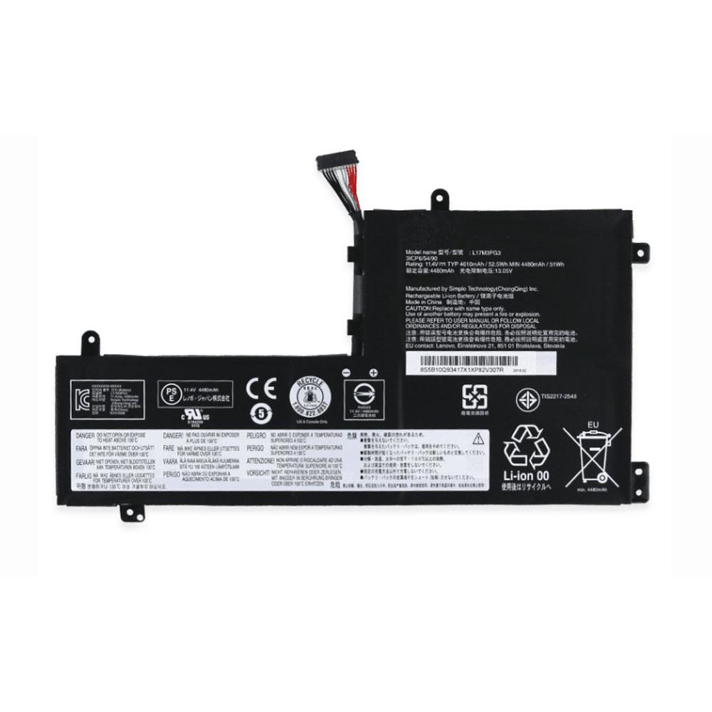 Batterie pour LENOVO L17C3PG1