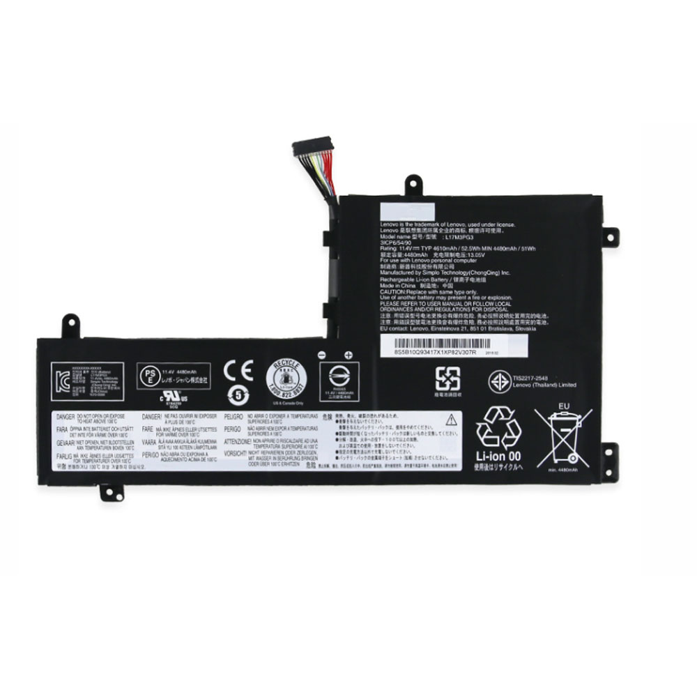 L17M3PG3 batteria