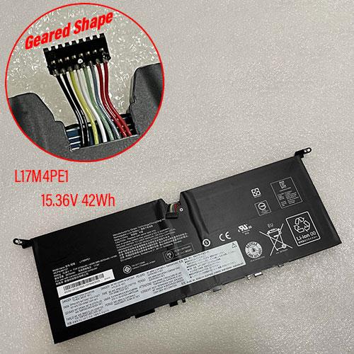 Batterie pour LENOVO L17M4PE1