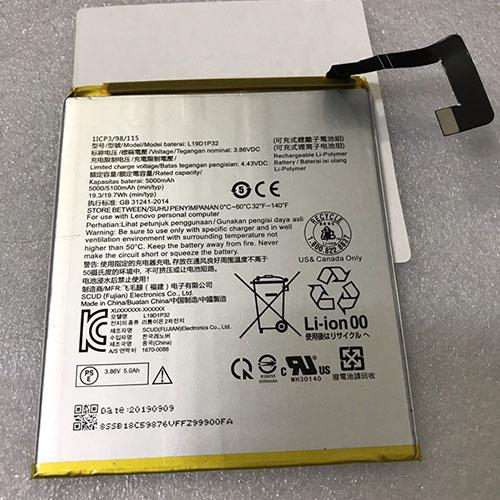 Batterie pour LENOVO L19D1P32