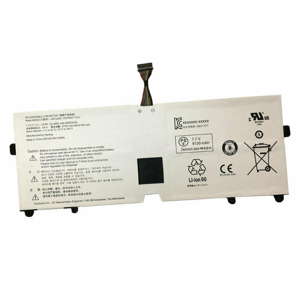 Batterie pour LG LBR1223E