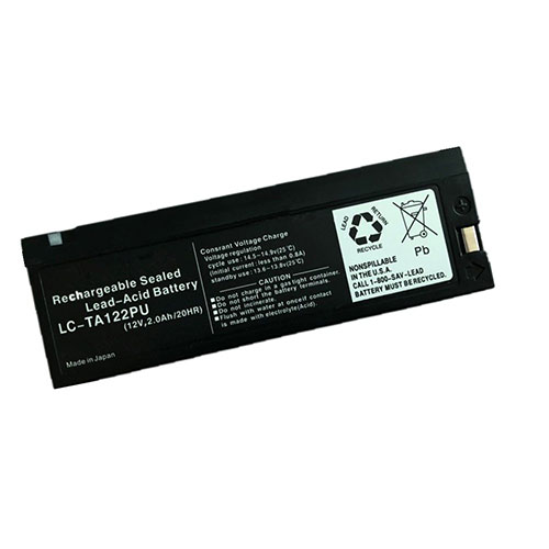 Batterie pour MINDRAY LC-TA122PU