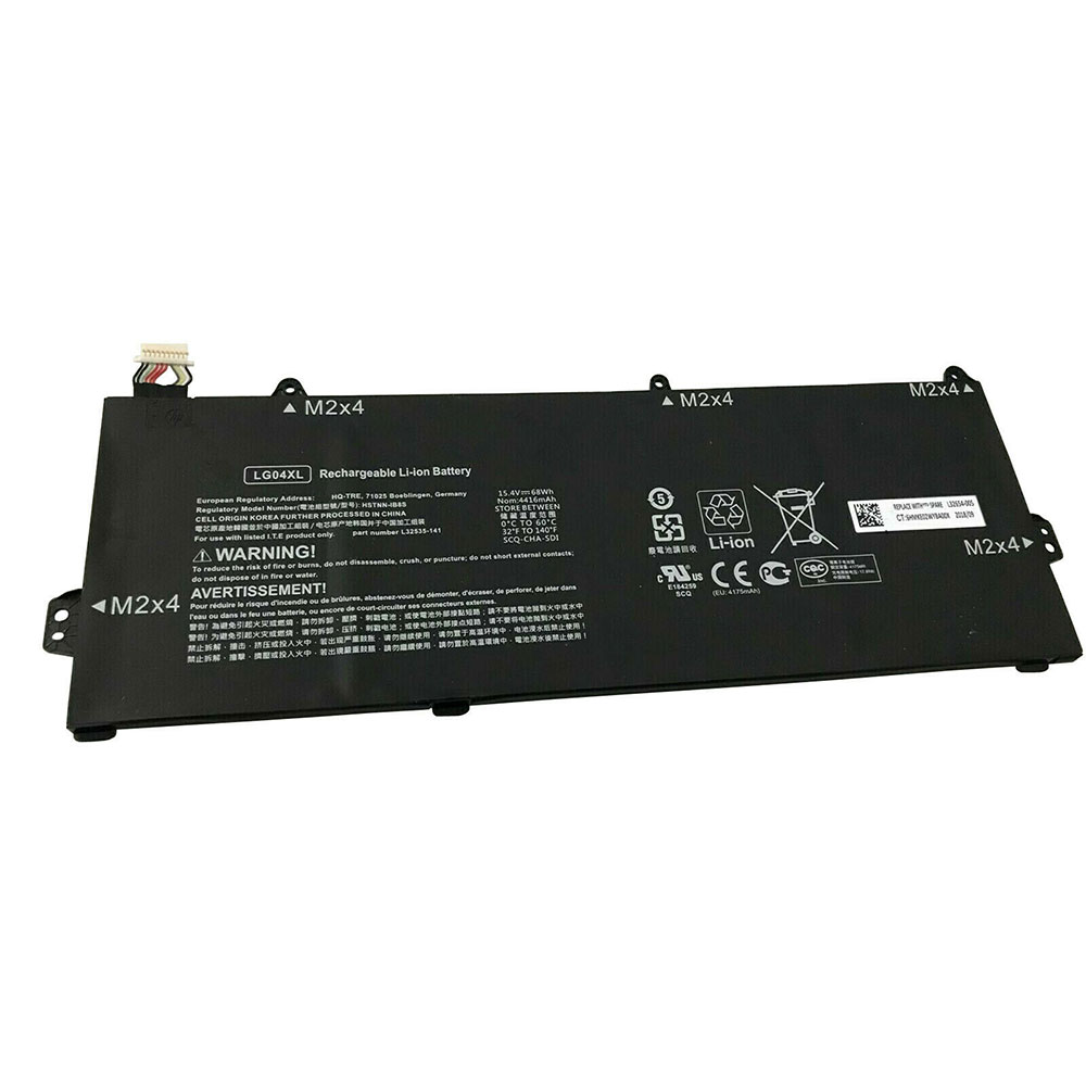 LG04XL pc batteria