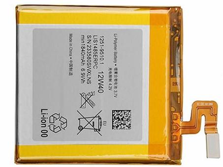 Batterie pour SONY LIS1485ERPC