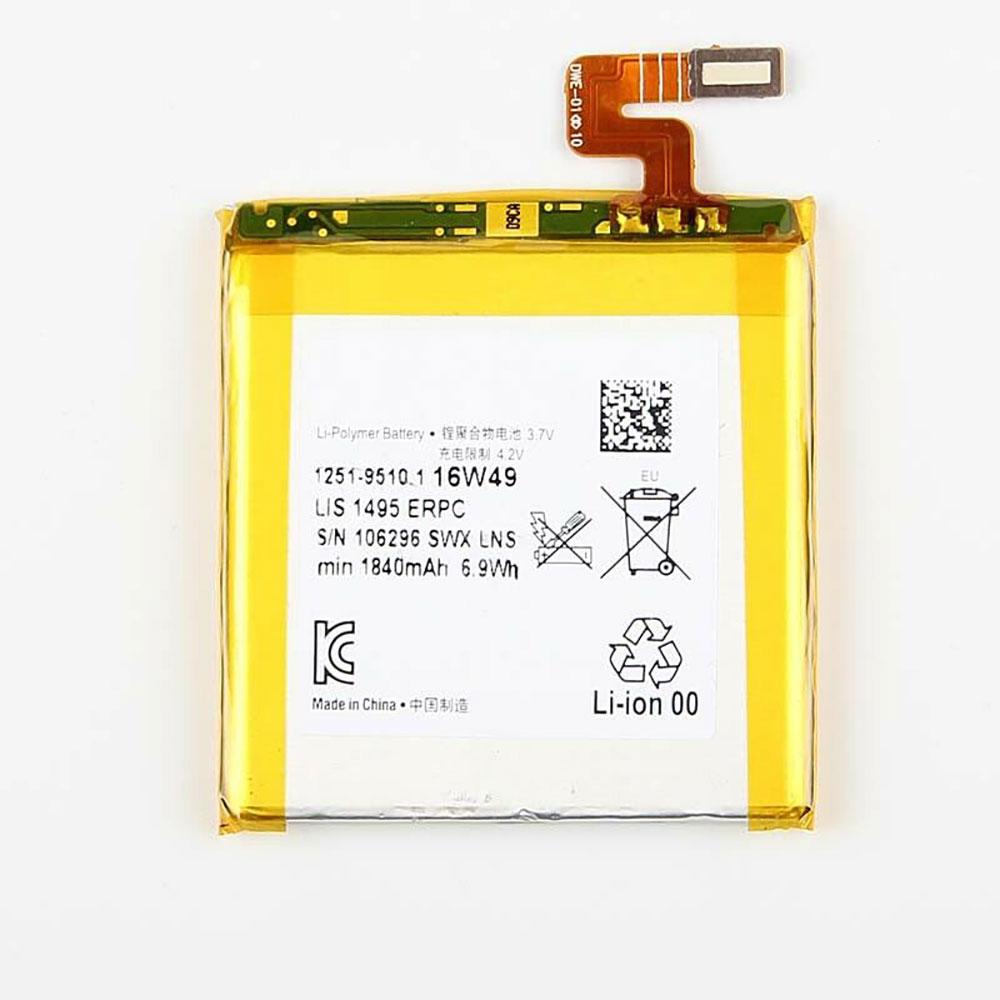 Batterie pour SONY LIS1495ERPC