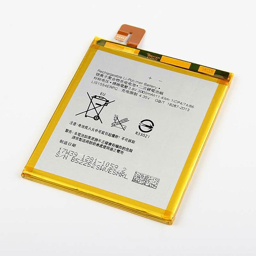 Batterie pour SONY LIS1554ERPC