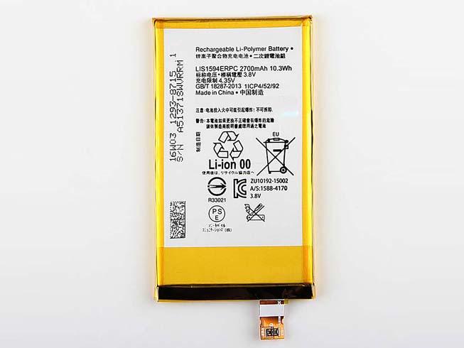Batterie pour SONY LIS1594ERPC