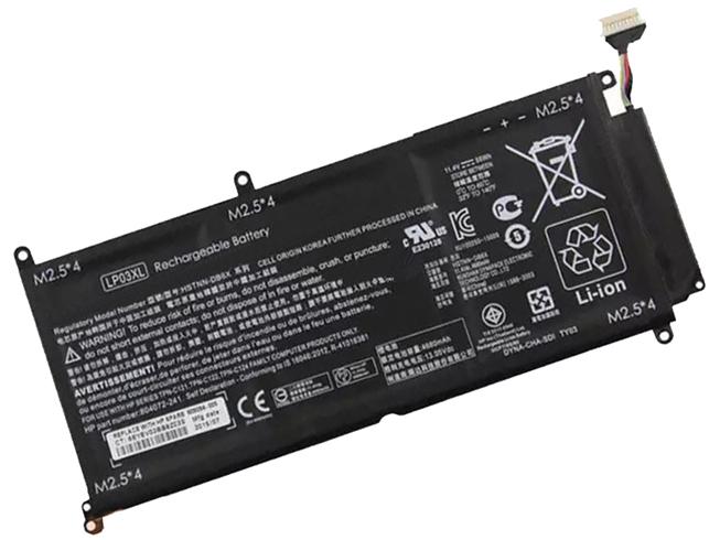 Batterie pour HP LP03XL