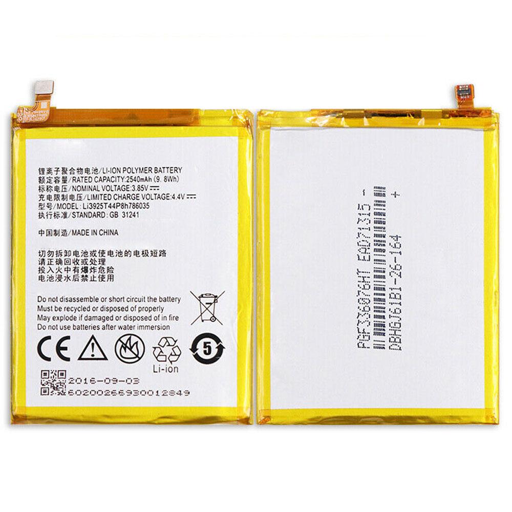 Batterie pour ZTE Li3925T44P8h786035