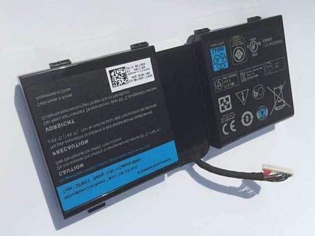 Batterie pour DELL 0G33TT