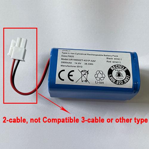 Batterie pour ECOVACS INR18650