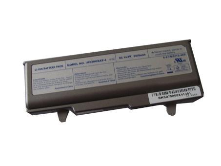 Batterie pour CLEVO M520GBAT-4