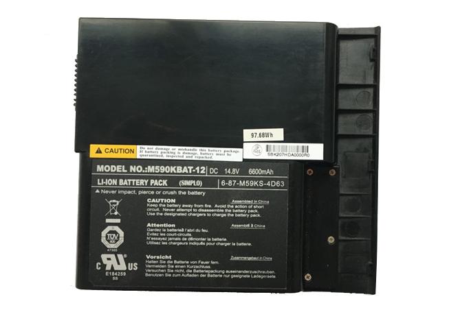 Batterie pour CLEVO M590KBAT-12
