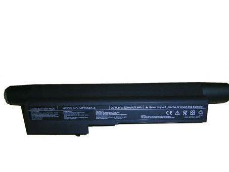 Batterie pour CLEVO M720SBAT-4