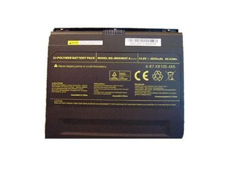 Batterie pour CLEVO M980BAT-4