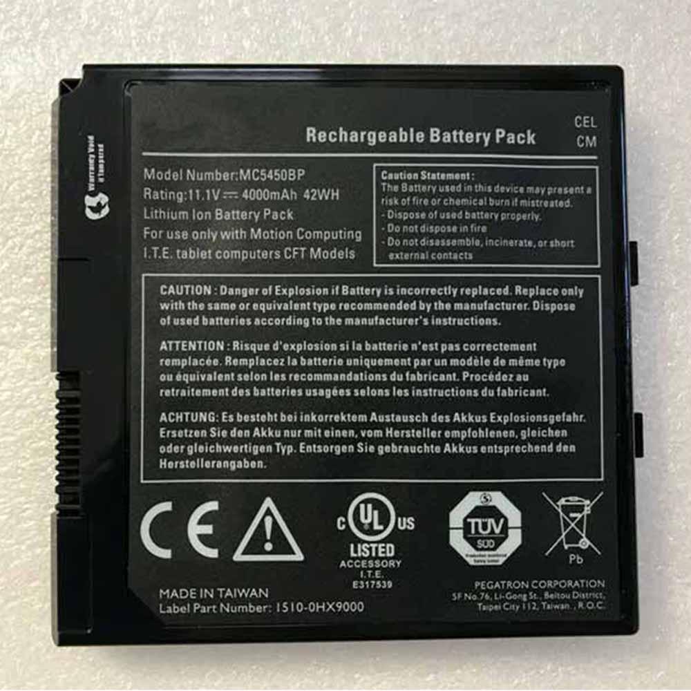 MC5450BP batteria