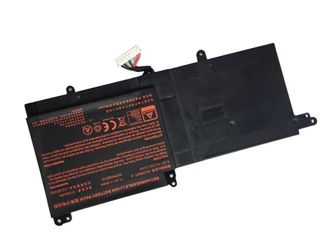 Batterie pour CLEVO N130BAT-3
