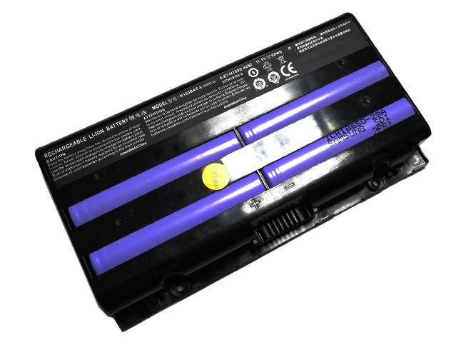 Batterie pour CLEVO N150BAT-6