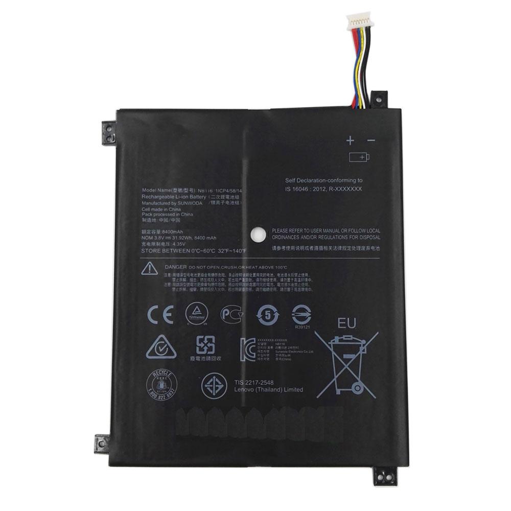 Batterie pour LENOVO NB116