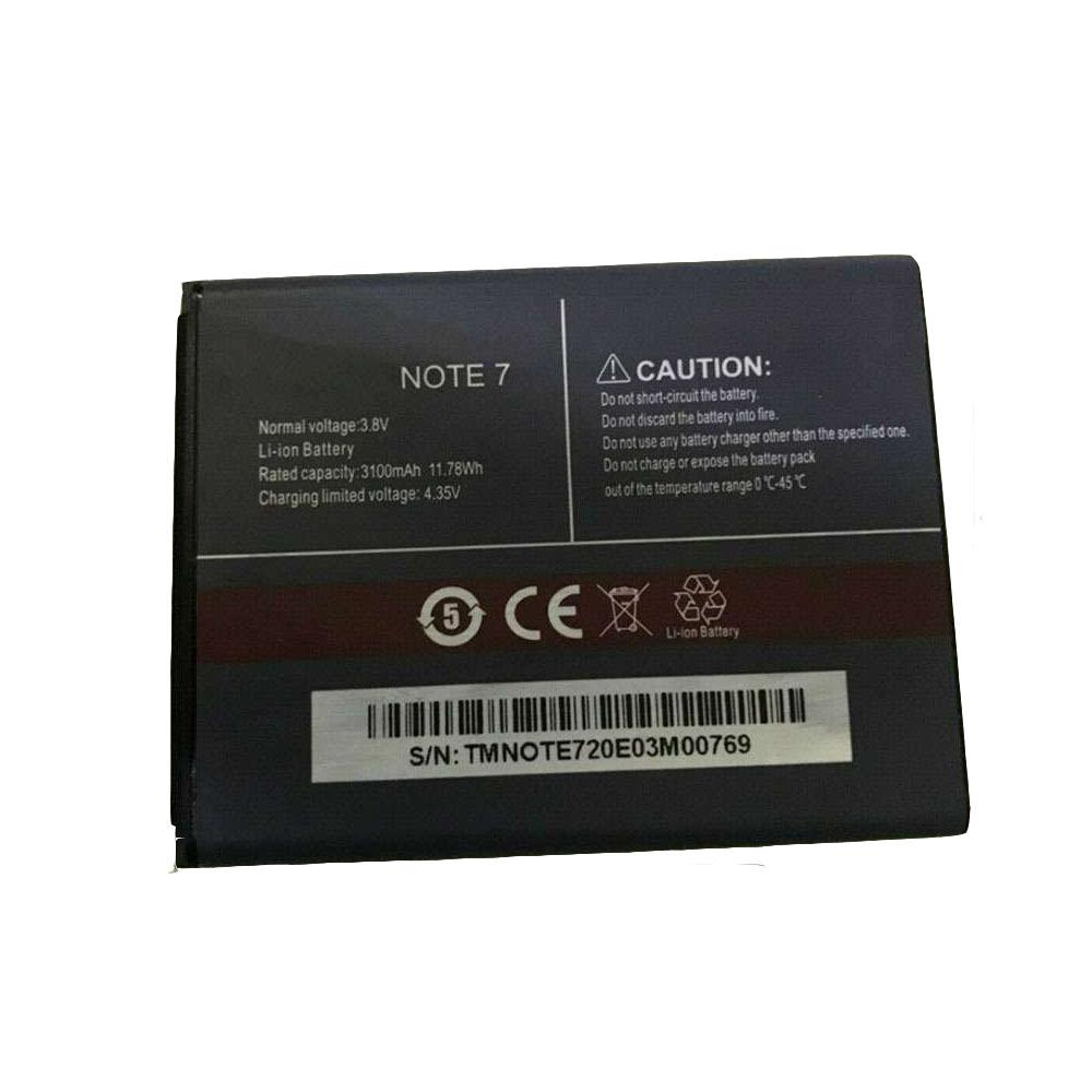 Note_7 pc batteria