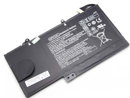 Batterie pour HP HSTNN-LB6L