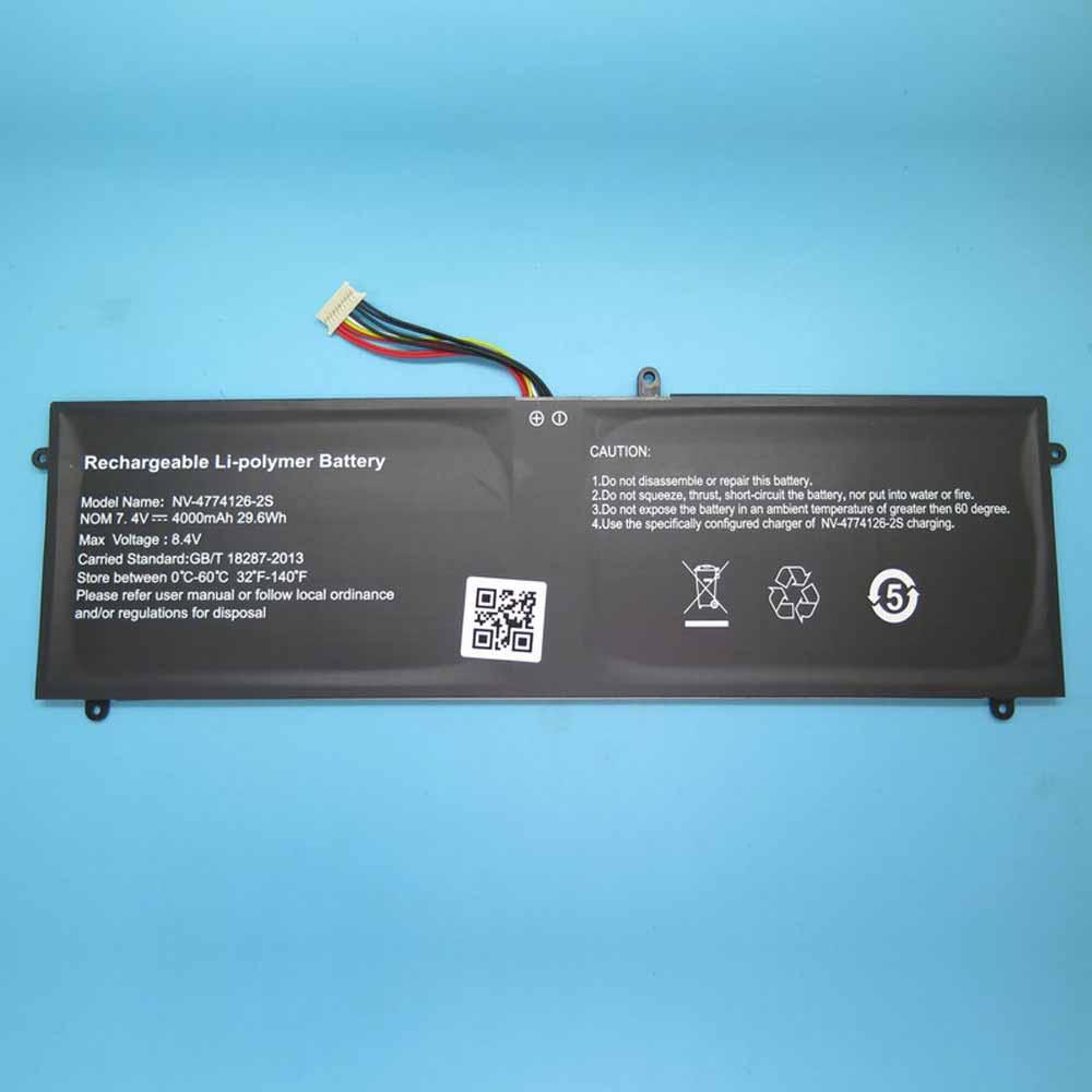 NV-4774126-2S pc batteria