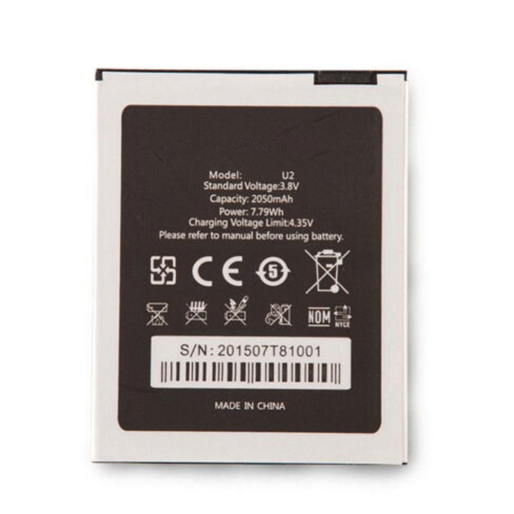Batterie pour OUKITEL U2