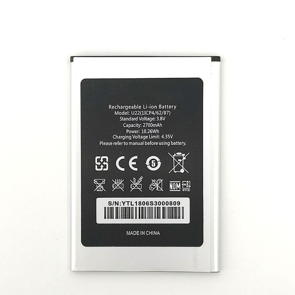 Batterie pour OUKITEL U22