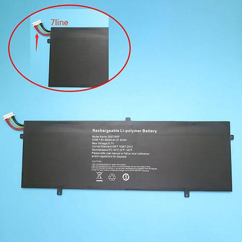 P313R pc batteria